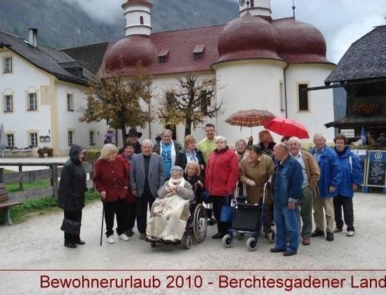 Im Berchtesgardener Land